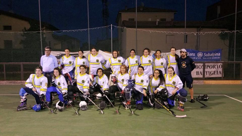 Hockeyfemteam