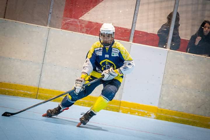 Luca perini hockey